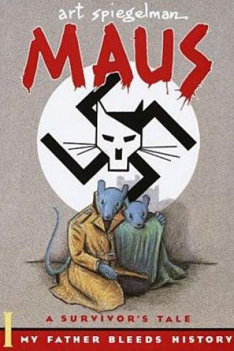 Image of the cover of the book Maus I.