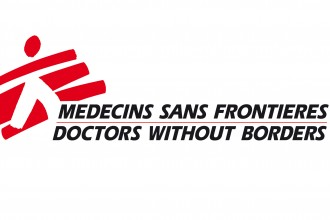 Doctors Without Borders logo.