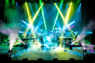 Photo of Mannheim Steamroller.