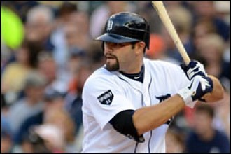 Photo of Alex Avila.