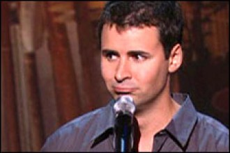 Photo of comedian Pete Lee.