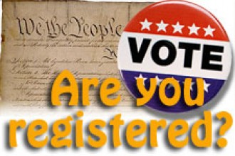 Are you registered?