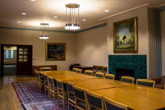 Image of the Commons in Walwood Hall.