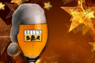 Image of a glass of Bell's beer.