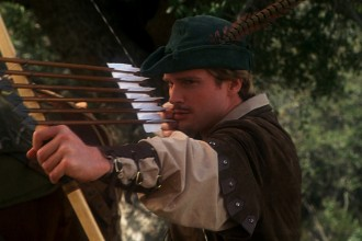 Image of the character Robin Hood in the movie Men in Tights.