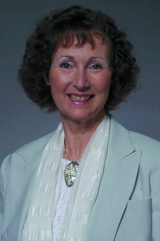 Photo of Dr. Patricia Reeves.