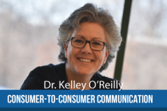 O'Reilly's Online Consumer to Consumer Communication research