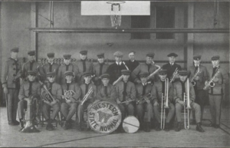1922 marching band