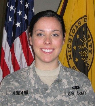 Army ROTC nursing graduate selected to pursue graduate degree