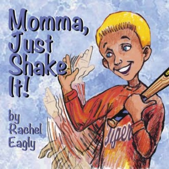 """Momma, Just shake it!"" cover"
