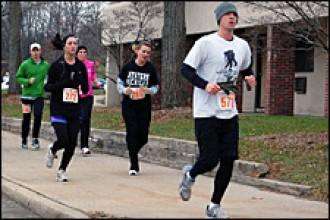 Photo of Wounded Warrior 5K.