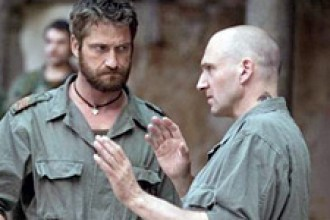 Publicity still from Coriolanus film.