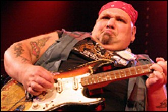 Photo of Popa Chubby.
