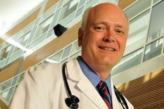 Photo of Dr. Hal B. Jenson.