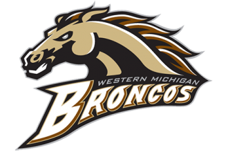 Western Michigan University Broncos logo