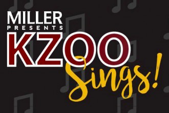 Miller Auditorium presents Kzoo Sings.
