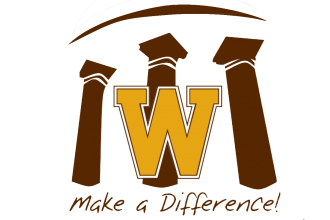 WMU Make a Difference Award logo.