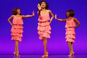 Photo from Motown musical.