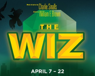 The Wiz at WMU production poster.