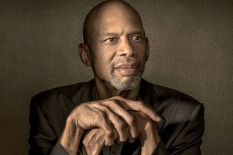 Photo of Kareem Abdul-Jabbar.