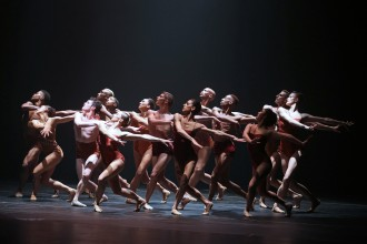 Photo of Complexions Contemporary Ballet.