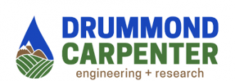 Logo, Drummond Carpenter, engineering and research.