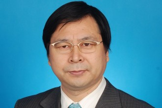 Photo of Dr. Xu Zongxue.