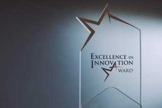 Phi Kappa Phi's Excellence in Innovation Award.