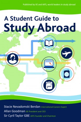 Cover of A Student Guide to Study Abroad