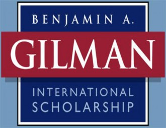 Benjamin A. Gilman International Scholarship graphic image
