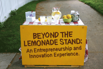 Beyond the Lemonade Stand camp image of lemonade stand