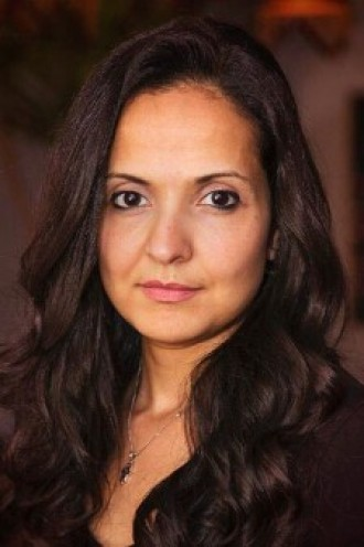 Rawya Rageh, a senior crisis advisor for Amnesty International tasked with investigating war crimes and human rights abuses during crises.