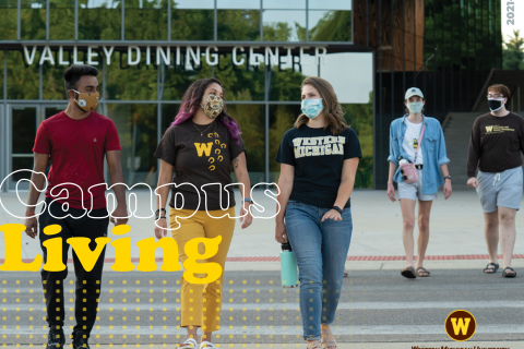 WMU Housing and Dining Guide Cover
