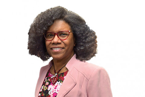 Pictured is Dr. Ola Smith