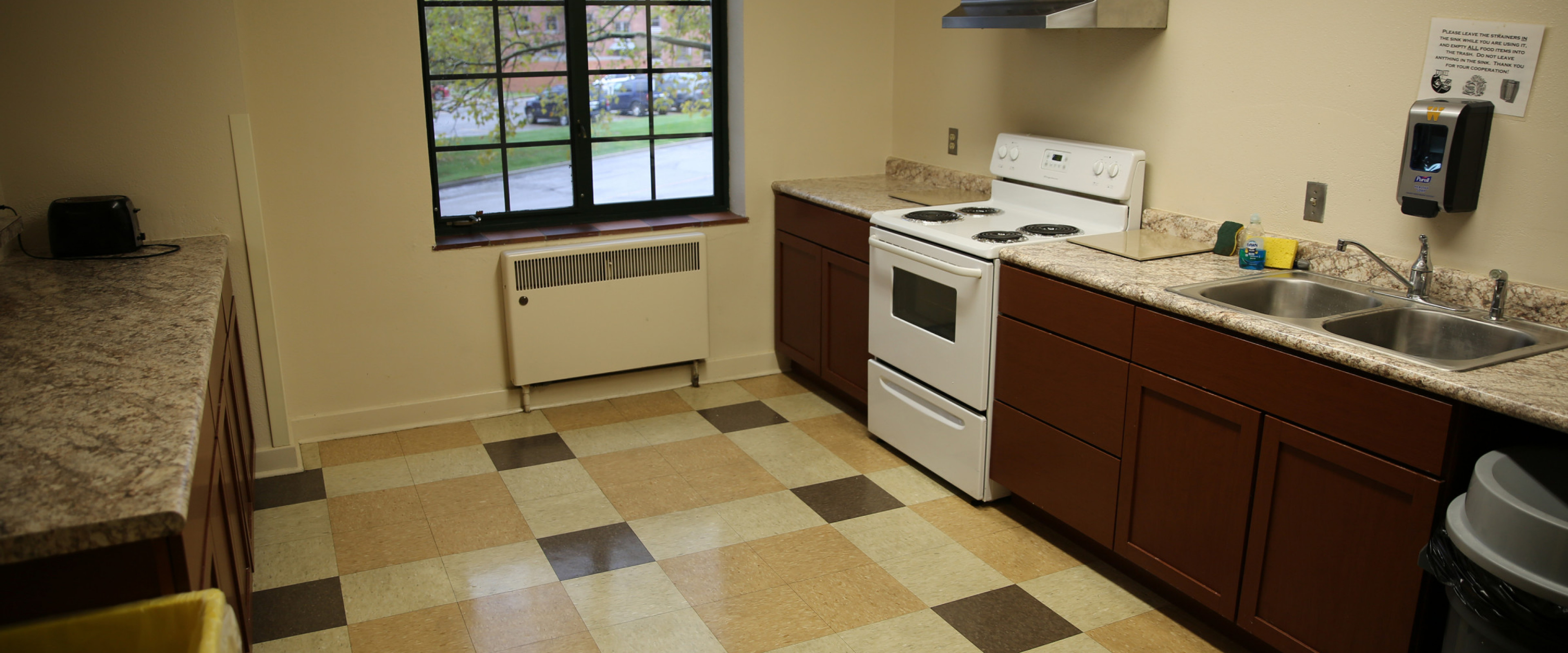 Spindler community kitchen