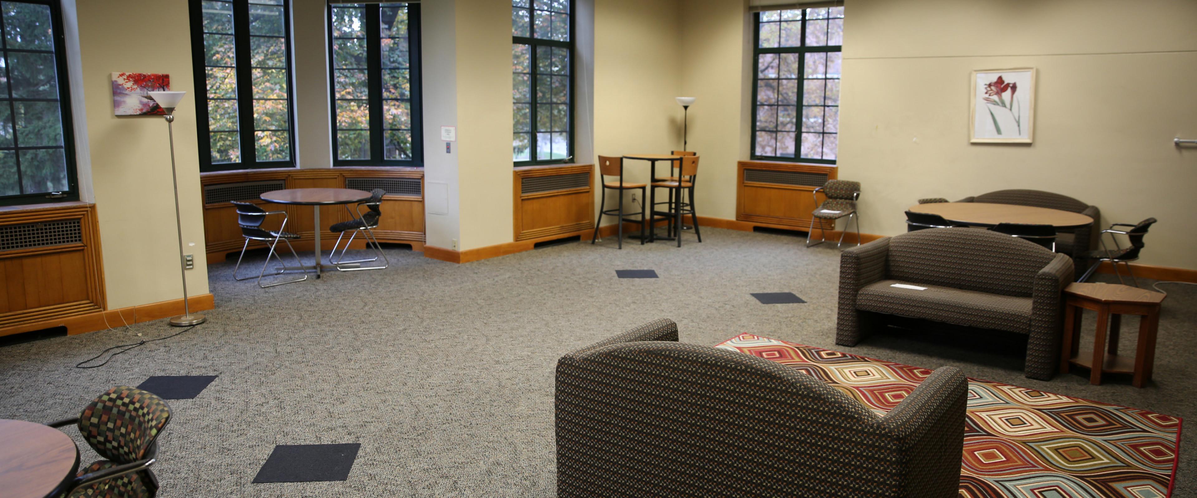 Spindler study lounge