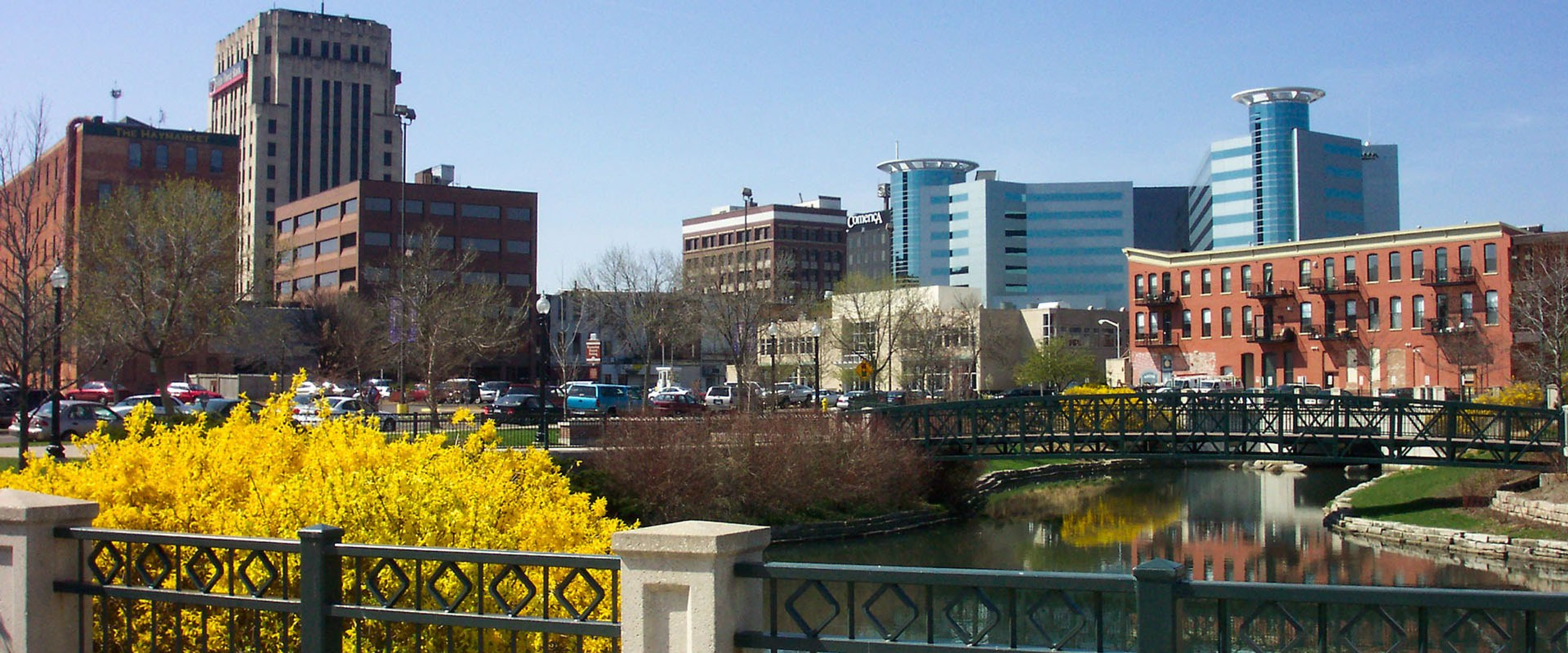 downtown kalamazoo