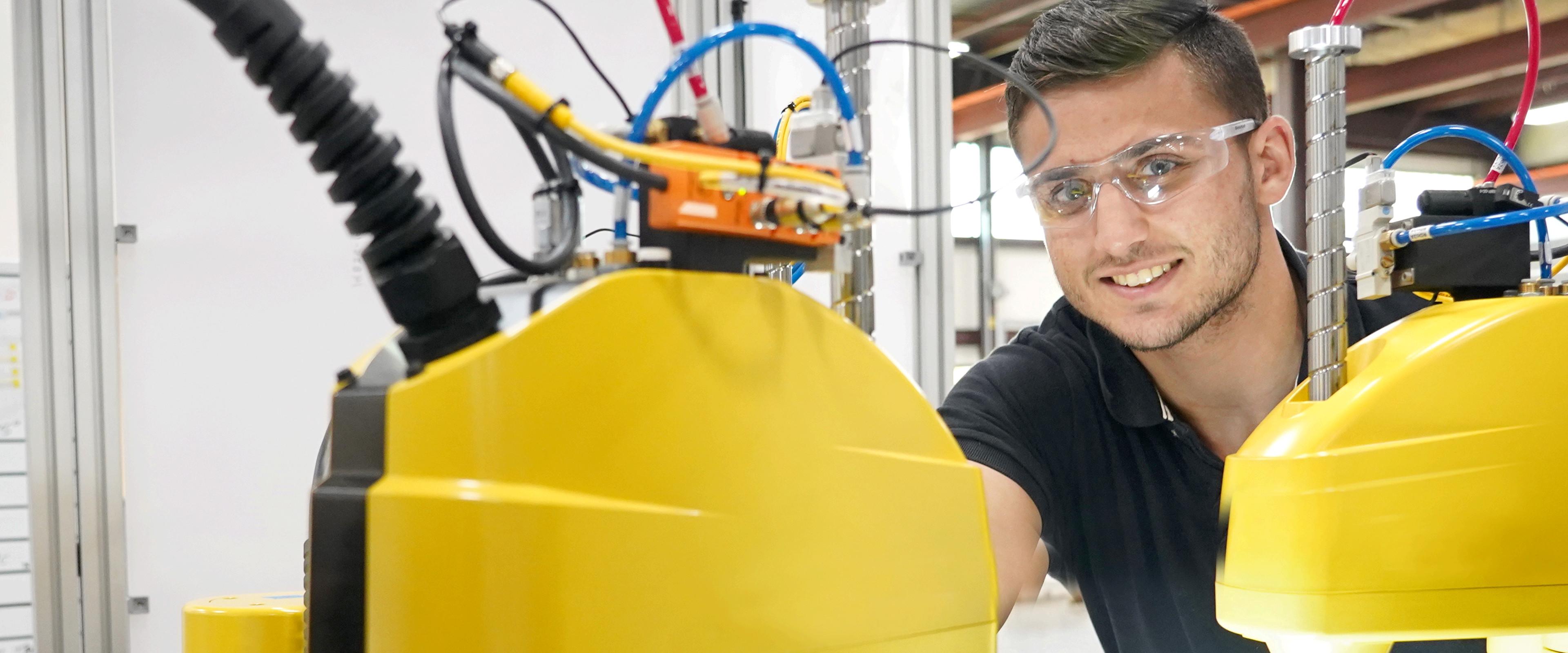 Joseph Backe, Engineering