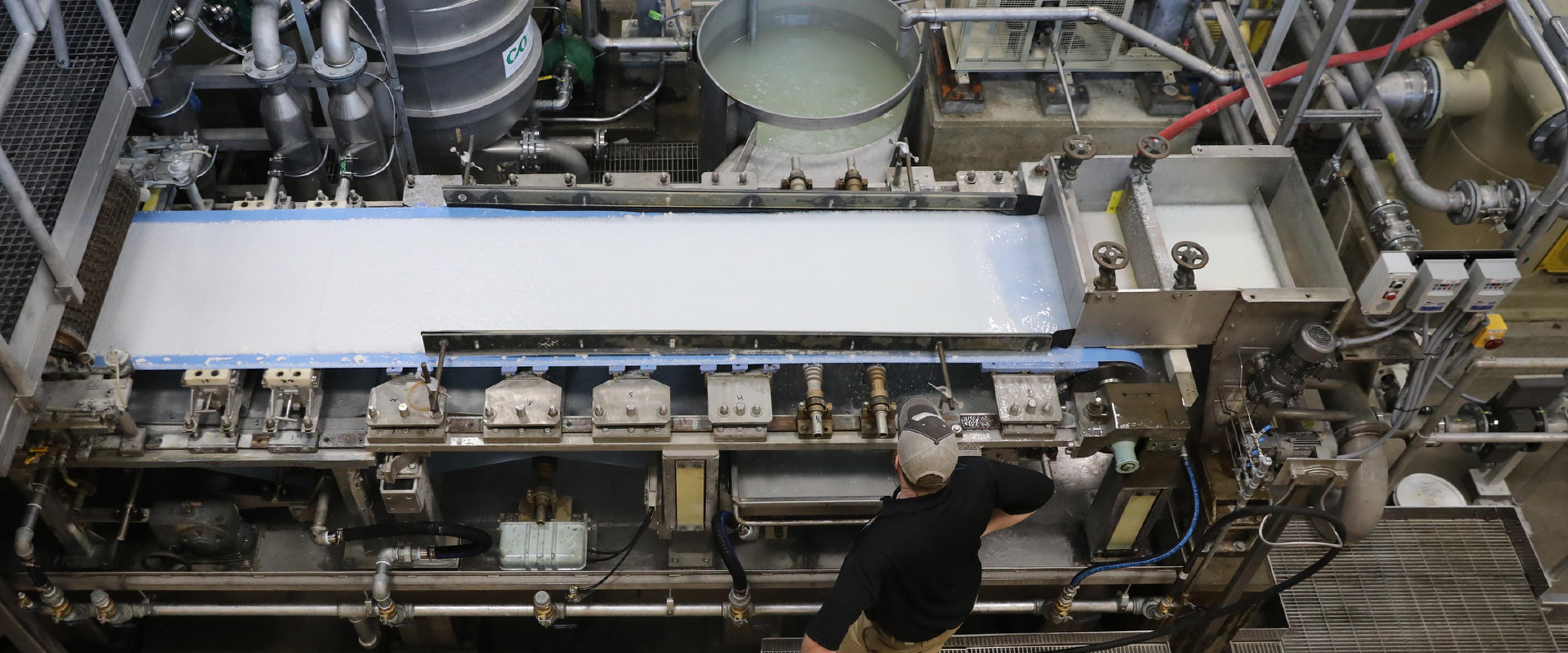 Paper Pilot Plant machine