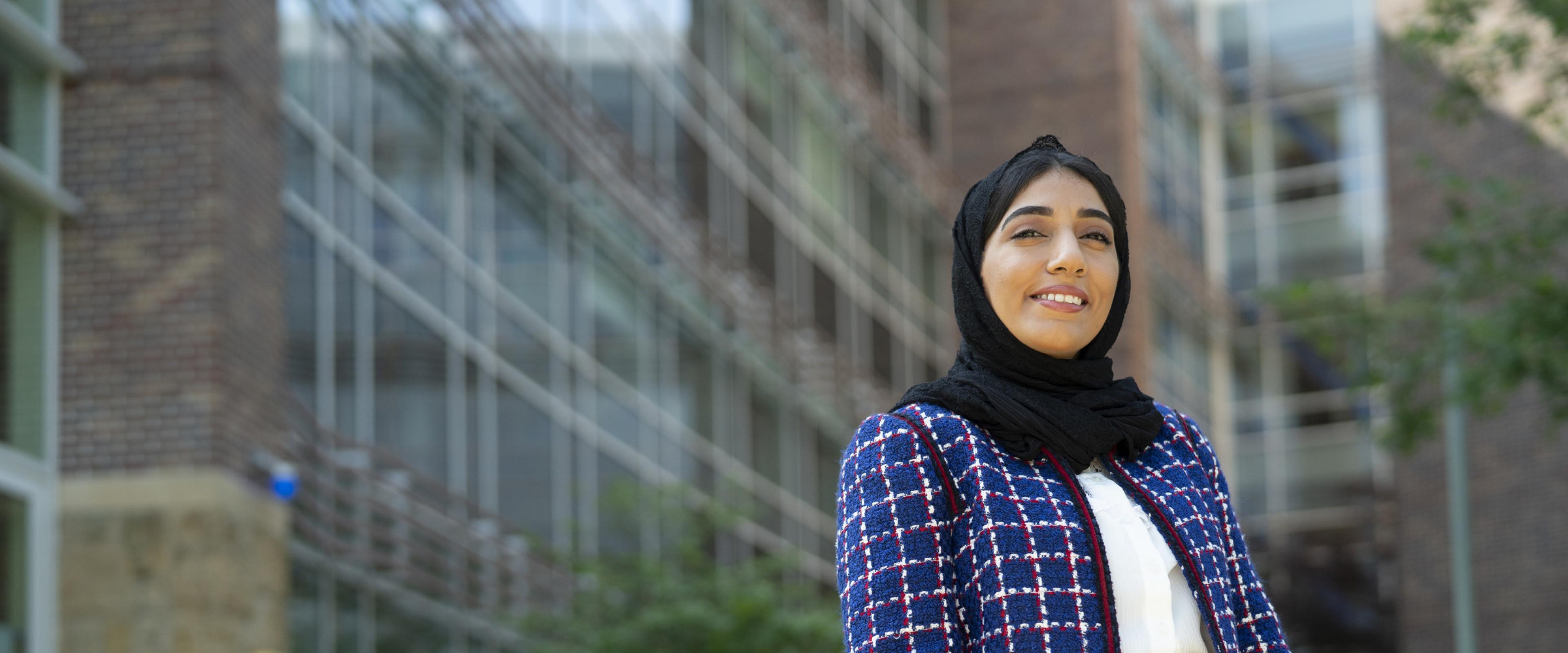 A photo of Khadejah Al Muhaisin