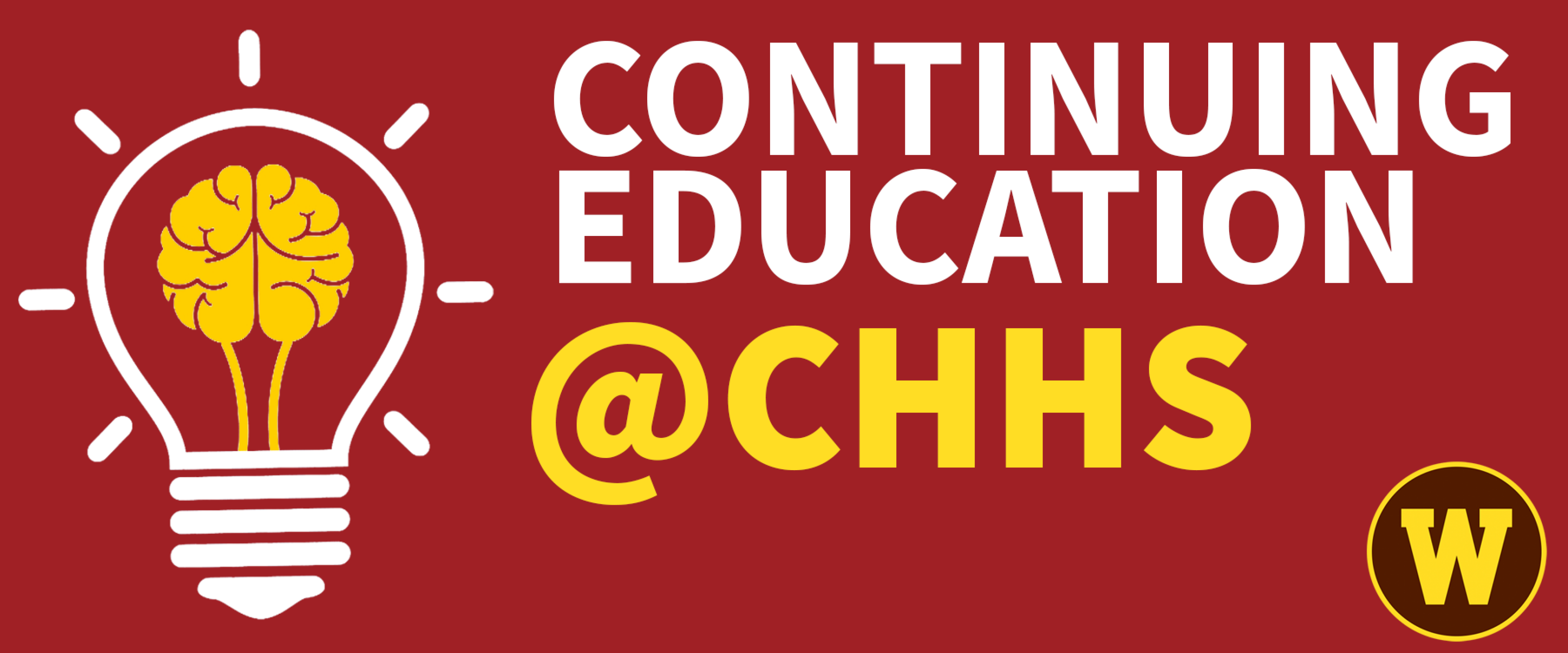 CHHS CE Logo