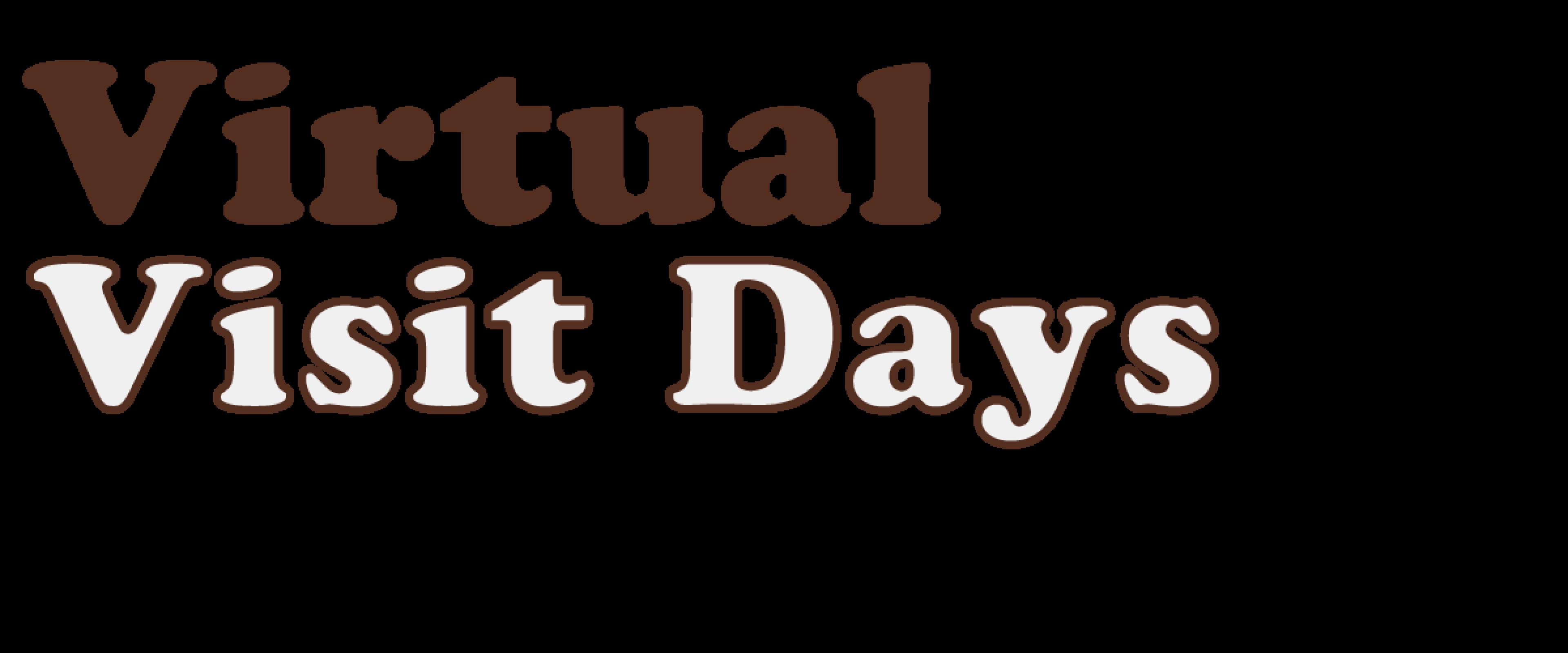 virtual visit days