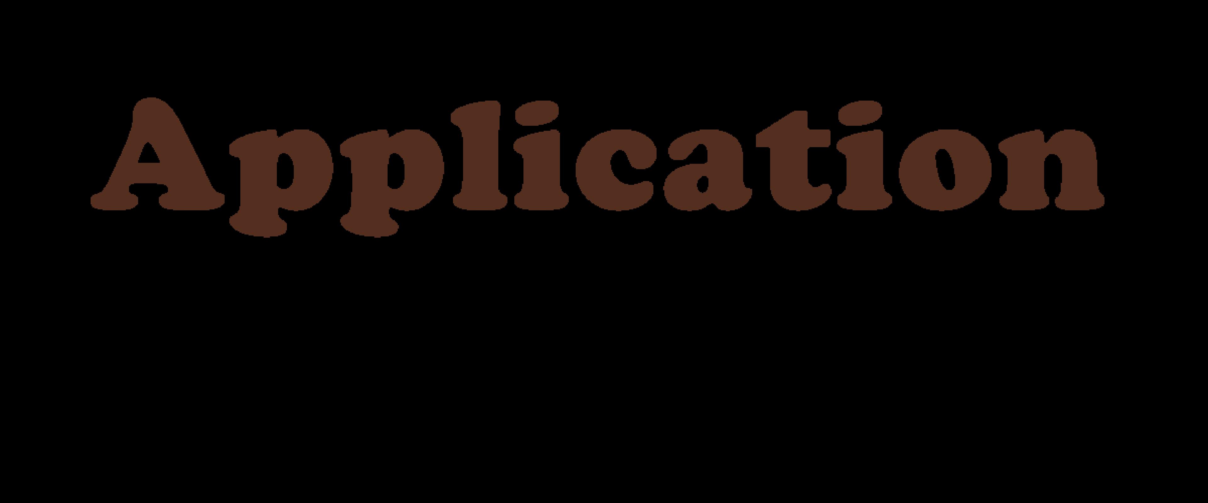 application deadline