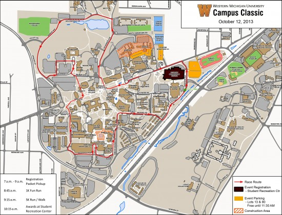 map of western michigan university campus – bnhspine.com