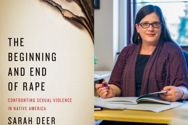 Sara Deer - Book - The Beginning and End of Rape Cover