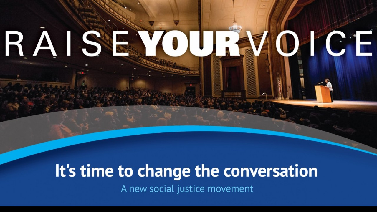 Anita Hill Raise Your Voice Slide