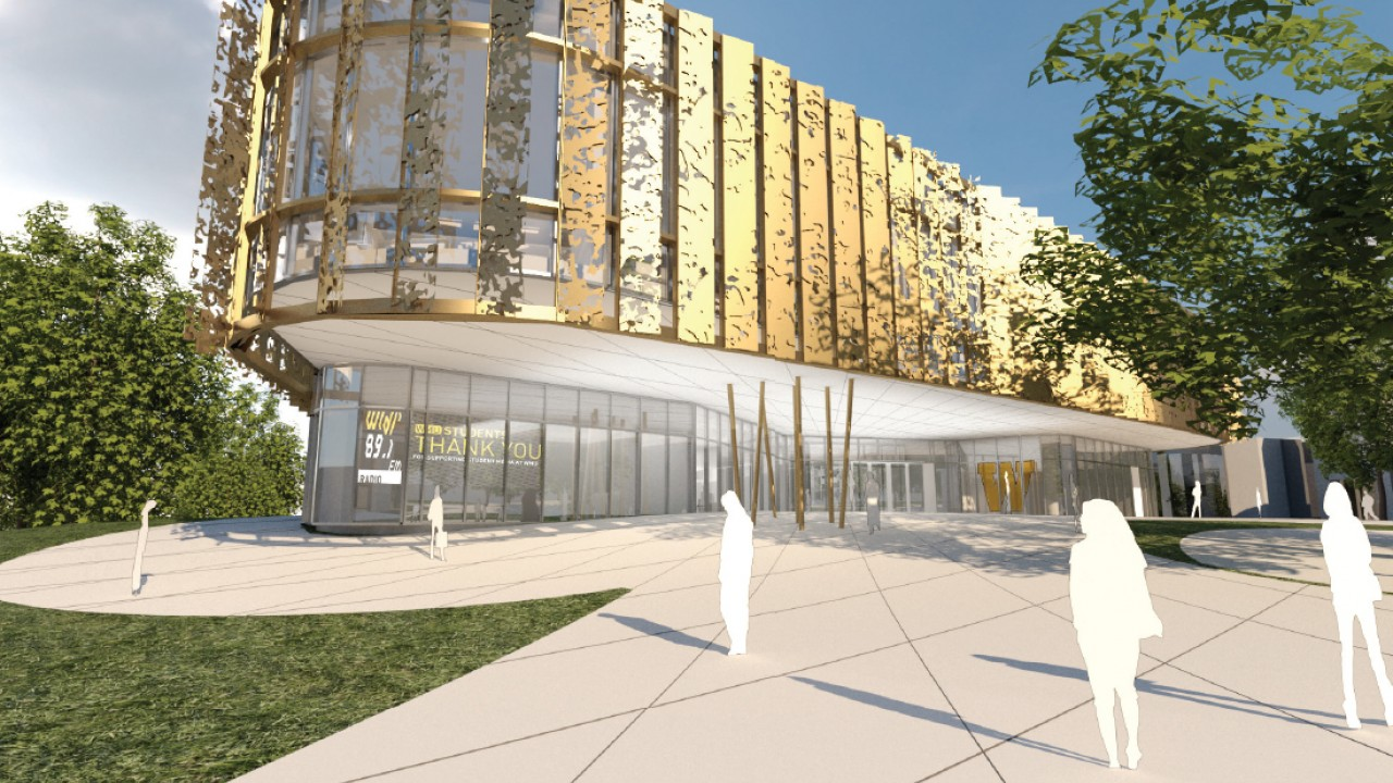 New WMU Student Center Opening 2021