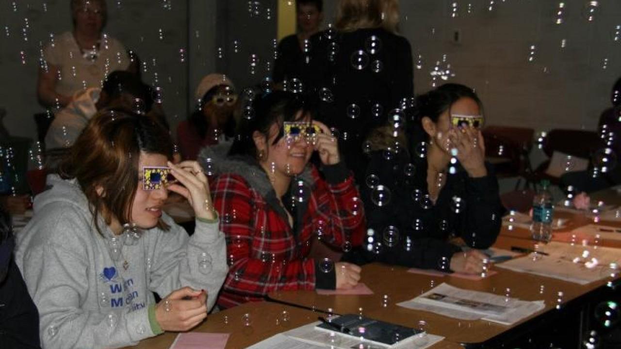 Sensory Disorder Workshop.