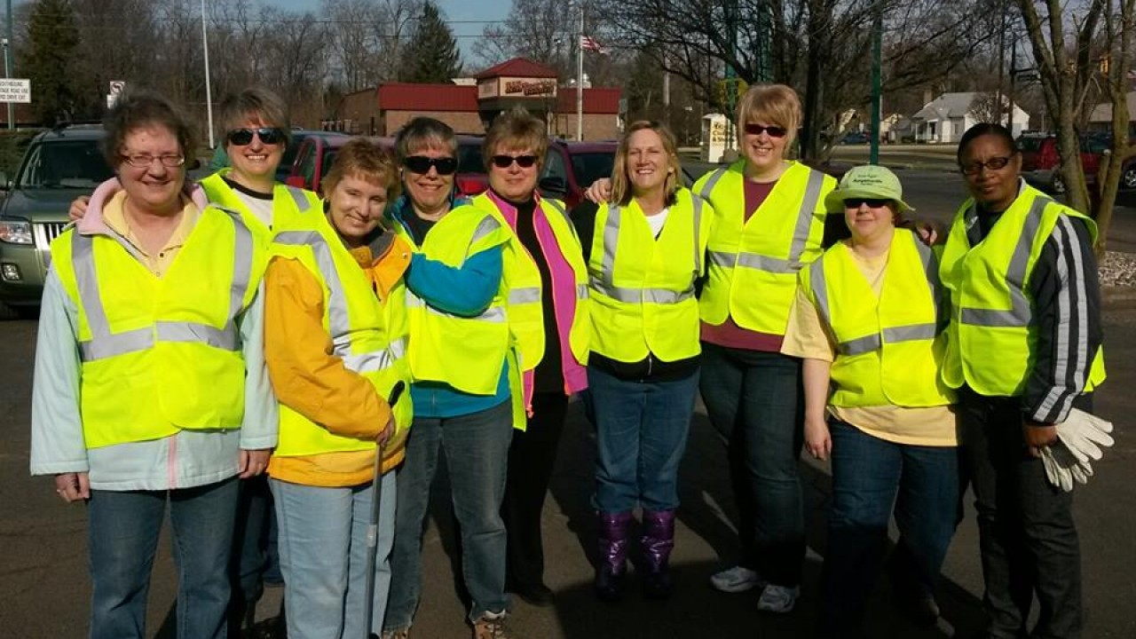 Adopt-A-Highway Spring 2014