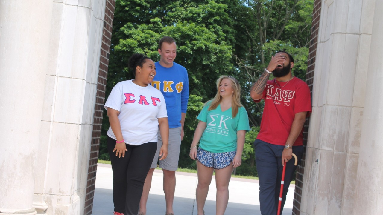 Fraternity and Sorority Life | Student Engagement | Western